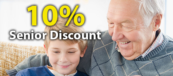 10% Plumbing Senior Discount when you call a Jet set Randwick plumber